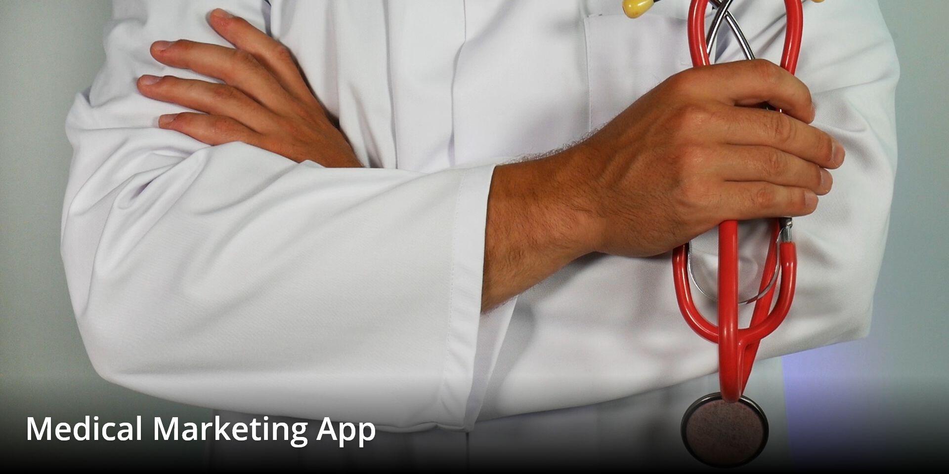 doctro holding stethoscope